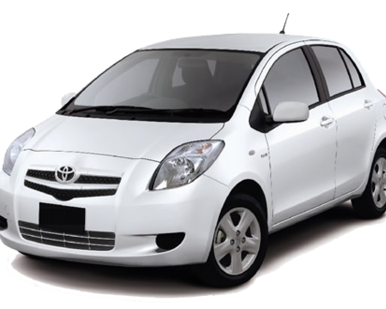 Toyota Yaris MT