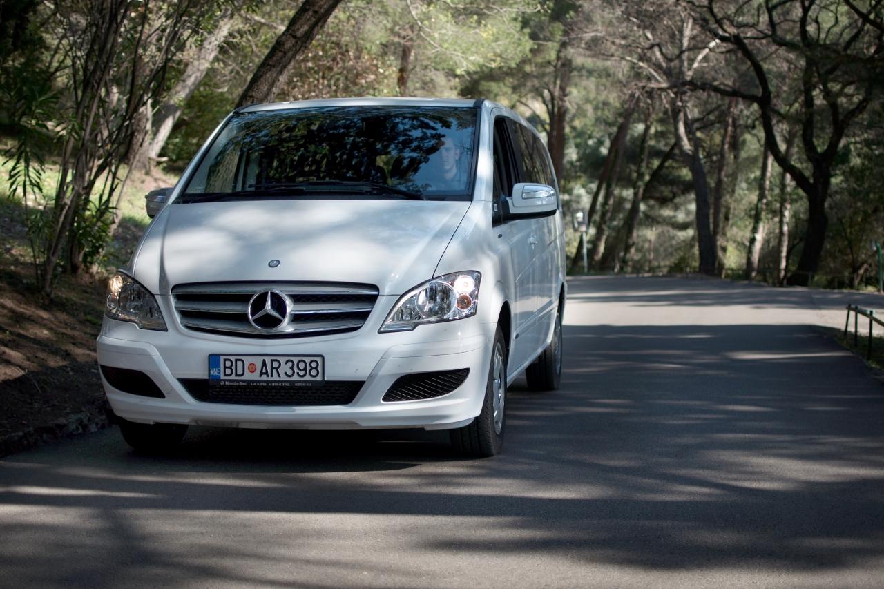 Terrae-Taxi Mercedes Viano