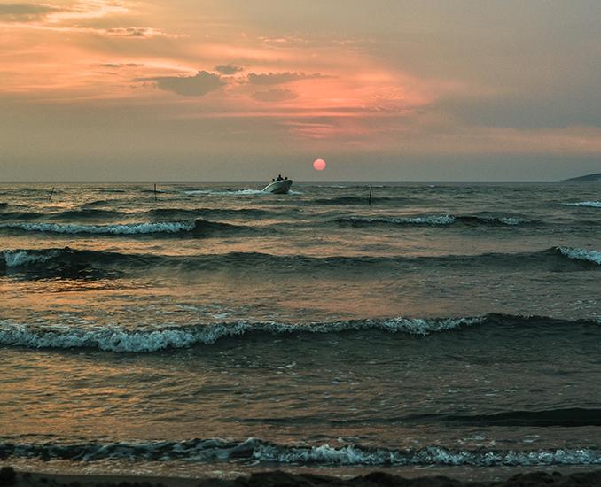ulcinj long beach montenegro