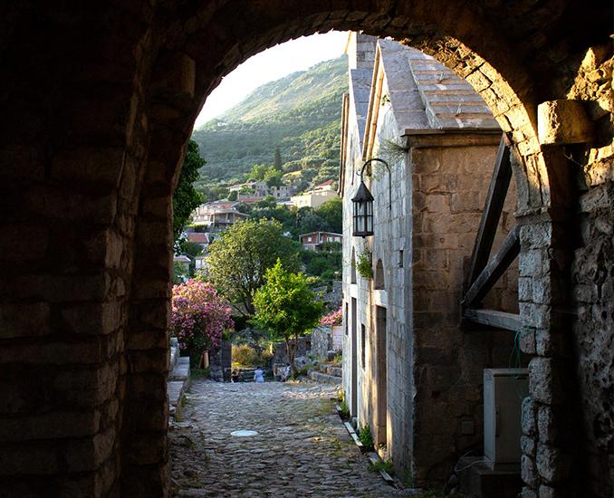 old town bar montenegro