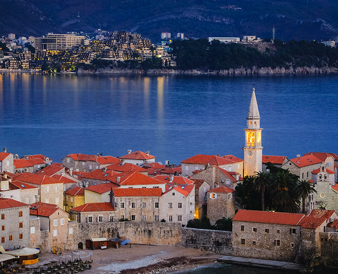 where to stay in budva