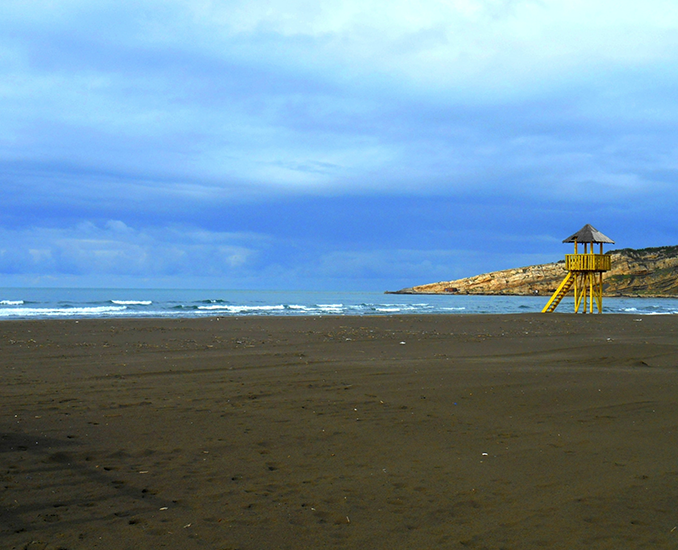 beaches ulcinj montenegro
