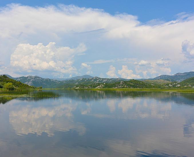lake sladar montenegro