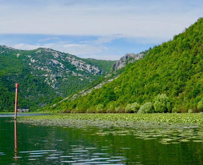 what to do on lake skadar montenegro
